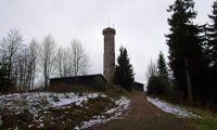 Steigungen im Westharz