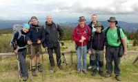 Zum höchsten Aussichtspunkt im Harz
